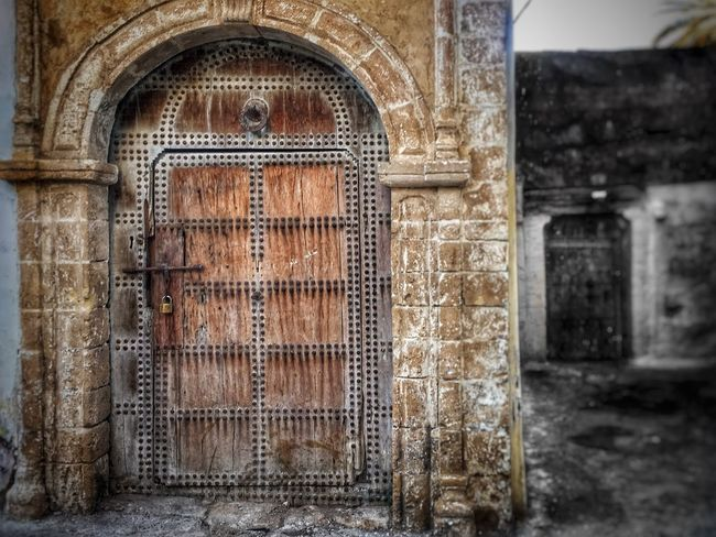 Antique Door Architecture Built Structure Building Exterior History Day No People Outdoors