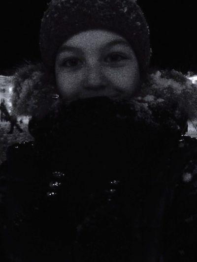 зима мороз холод Ночь Гуляю замерзла себяшка всекруто каникулыбыли темно