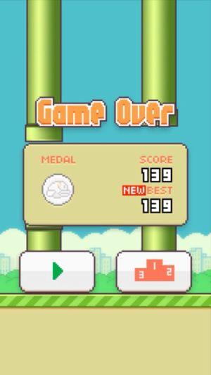 Flappy Bird Highscore