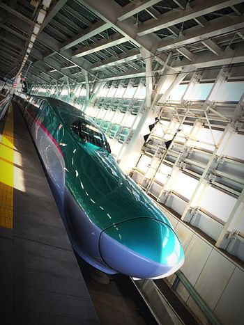 Bullet Train Hayabusa