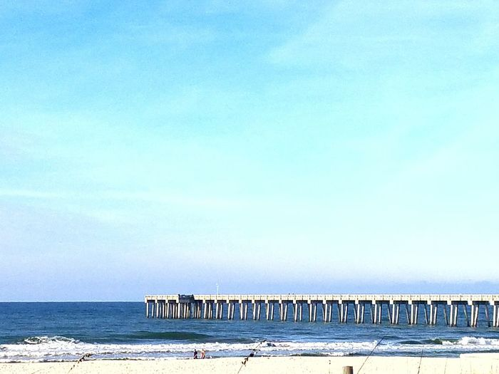 Sea Blue Water Beach Sky Nature Tranquility Outdoors Clear Sky Sand Day Horizon Over Water Beauty In Nature Tranquil Scene No People Architecture Been There.