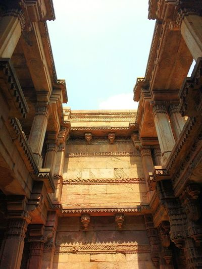 AMPARC India Heritage Building Heritage Old Ruin Indian Culture  Indian Beauty Indian Ethnicity Indian Architecture EyeEm Selects Architecture Built Structure Building Exterior Travel Destinations No People Low Angle View Day Outdoors Sky EyeEmNewHere