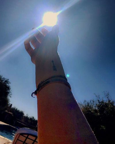 Reaching For The Sun Enjoying Life Free Your Mind Newgoals Positivity