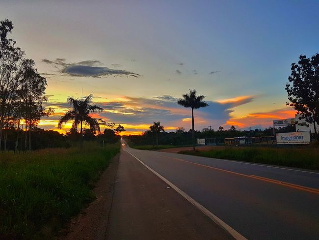 Pedal fim de tarde.. Road Sunset S7edgephotography Fixed Bike Fixedgear