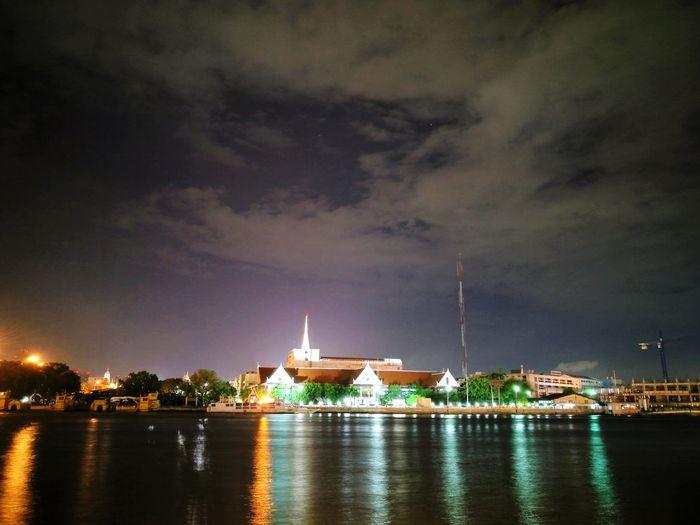 HuaweiP9 Leica Lens Landscape Cloud - Sky Beauty In Nature Bangkok Thailand.