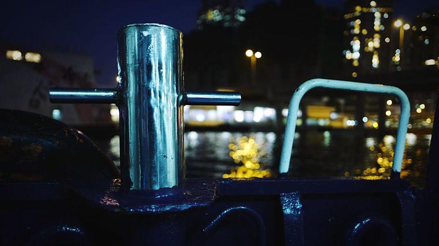 Bollard HongKong Discoverhongkong Leica Leicaq Nightphotography Ferry Bollard Hello World EyeEmbestshots Eyeemphotography EyeEmBestEdits EyeEm Gallery Pmg_hok