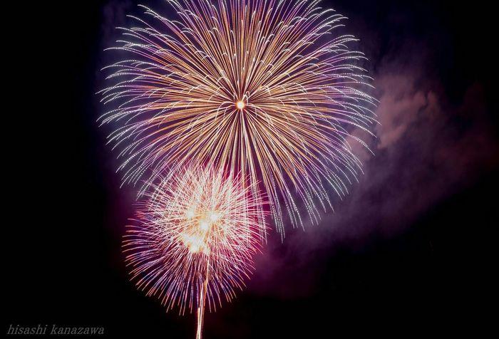 長岡花火観に行きました~。初めてなので、撮る場所とか悩みましたけど満足満足♪ Photography Discover Beautiful Japan Fireworks Nigata Nagaoka Beautiful Day EyeEm Best Edits