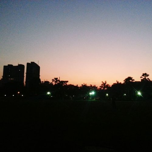 Early Morning Workout Run Sunrise Sun Park