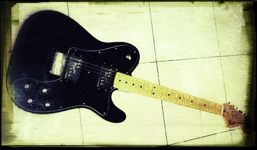 FENDER TELECASTER DELUXE Rock Guitars Guitarist