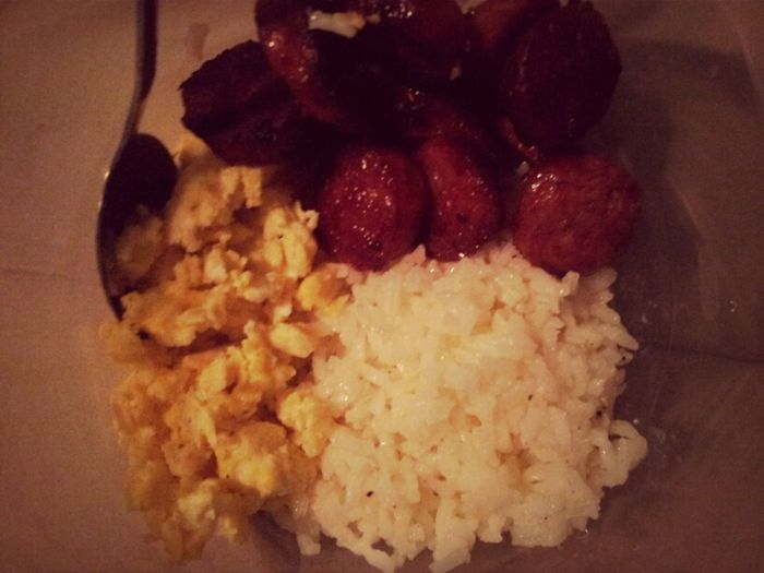my food frm dis morning