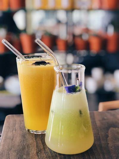 Fresh juice 🥥