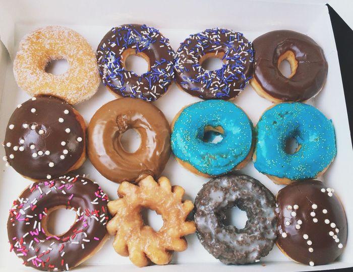 Enjoying Life Hello World KrispyKreme Thank You Grandma❤️? Check This Out