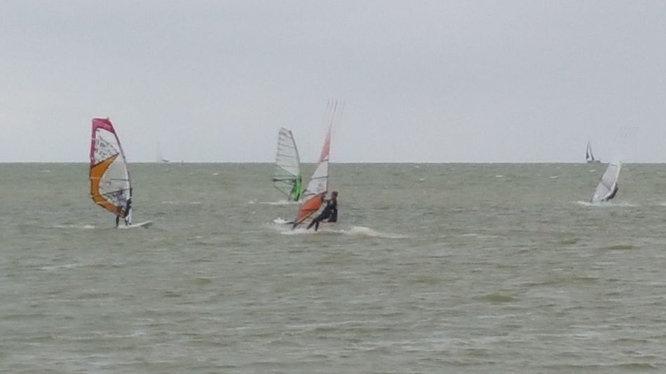 Sea Water Fishing Horizon Over Water Nature Outdoors People Day Adult Sky One Person Only Men Ijsselmeer I LIKE👍EyeEm😃👍 Lovely Place Niederlande Ilikeit Wohlfühlen Windsurfing EyeEm Best Shots Enjoying Life