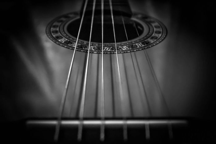 Guitar Black And White Photography Blackandwhite PlayingGuitar