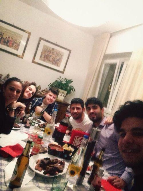 Amici Friends Cena Venerdi