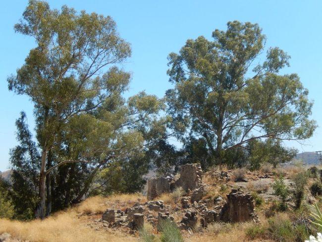 Spain♥ Ruined Building Ruins Campo Andalucía Karen Grace
