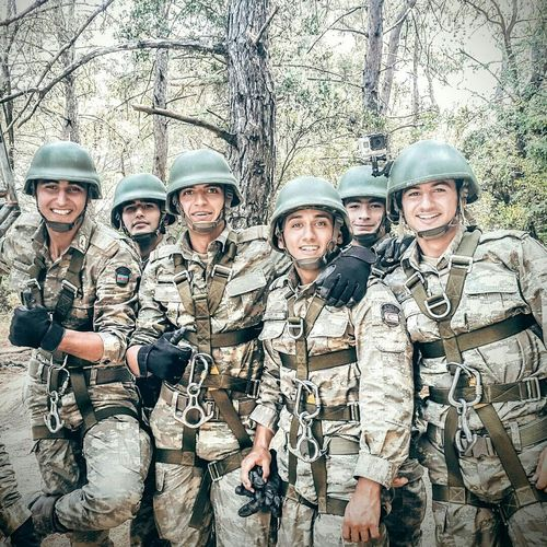 Turkish Turkisharmy Sisters Traning