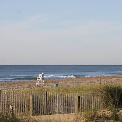 One day this last fall just before they took the lifeguard stands away.... Oceancitycool OceanCity Maryland Ocmd