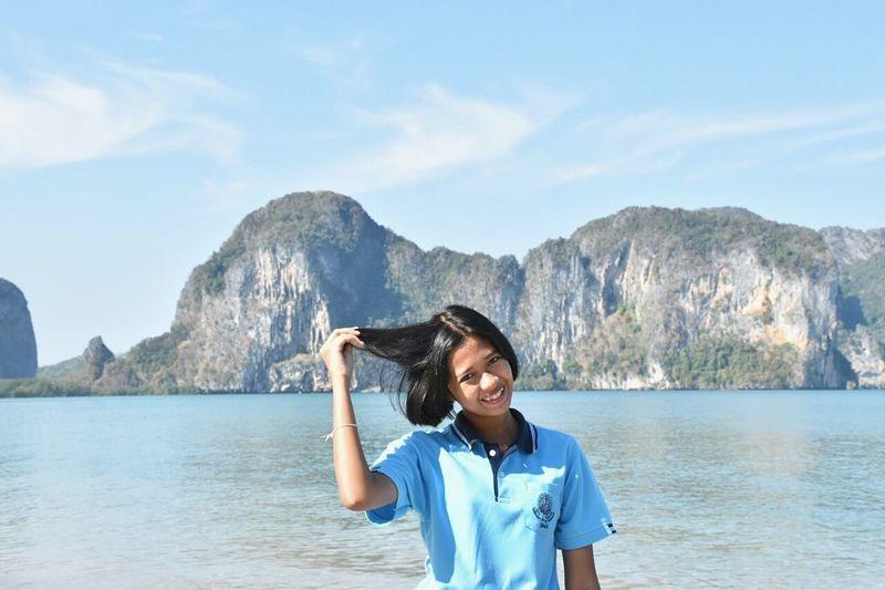 Hi~ Trang Smatrip Beach Thailand