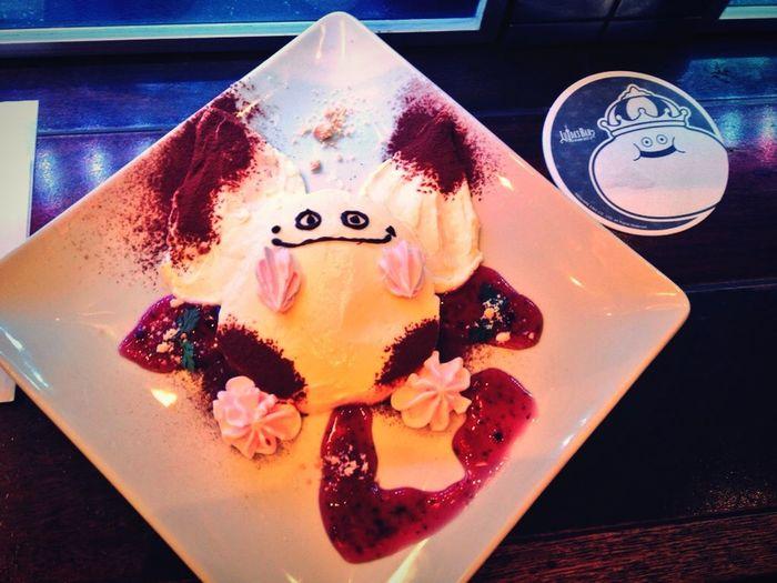 ドラクエ Sweets Game LUIDA'sBar Tokyo