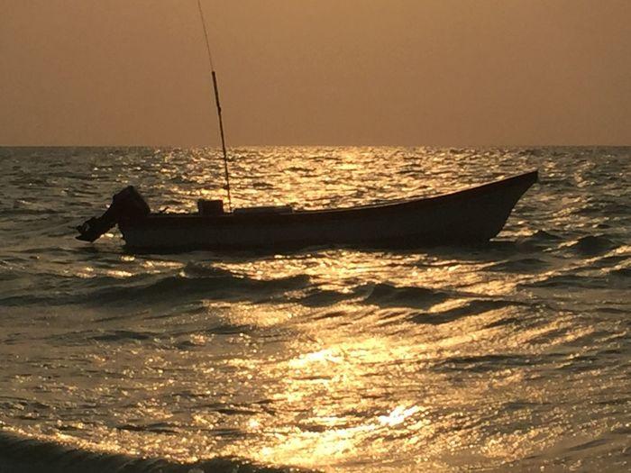Celestun Yúcatan Boats