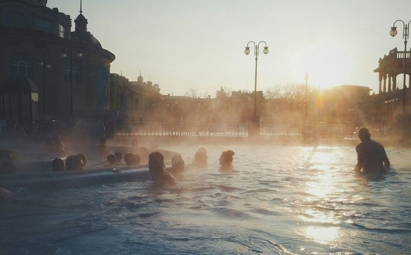 The Places I've Been Today Szechenyi Bath Budapest, Hungary