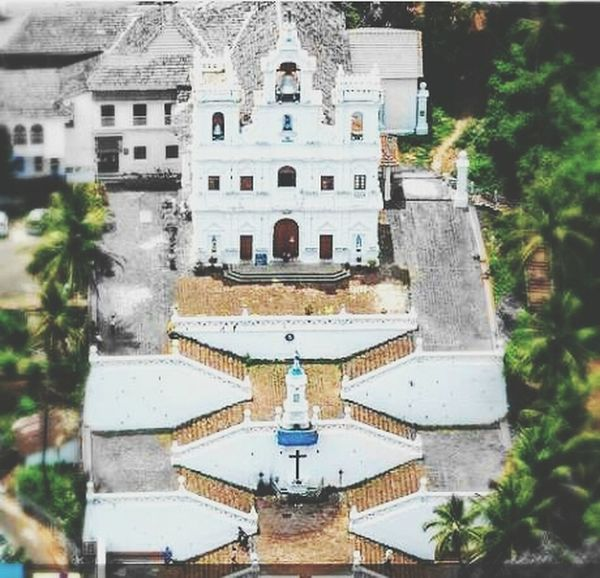 Goatourism Panjimchurch Goa North Goa