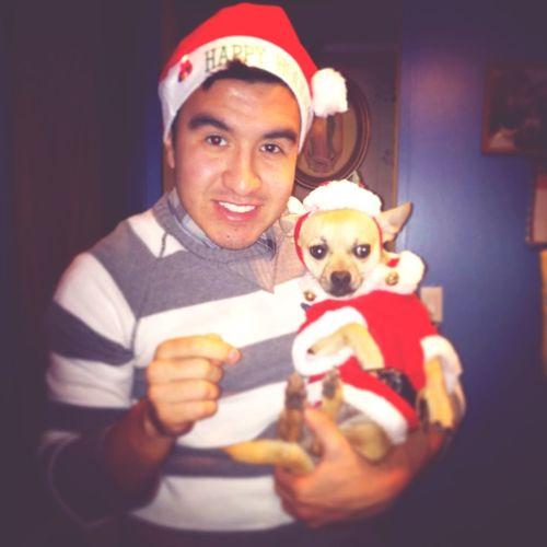 Santa's little helper ha