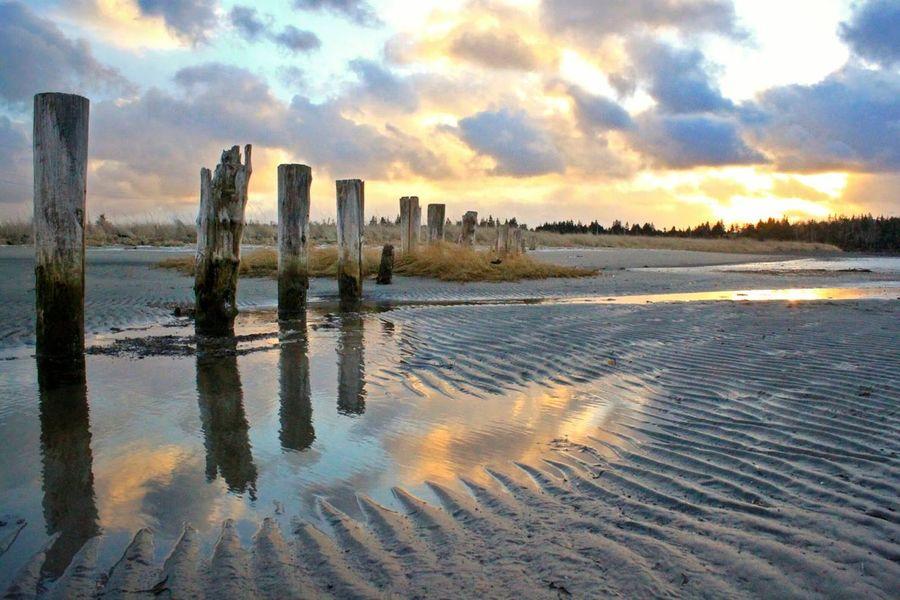 Shoreline Nova Scotia Nova Scotia, Canada Canada Canada Coast To Coast Canada Photos Beach Sunset Clouds And Sky Colour Of Life