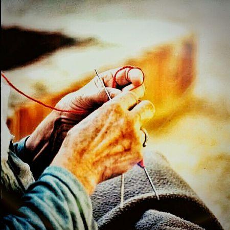 Hands Handmade Woman Portrait Of A Woman Worker Older  Life In Colors EyeEm