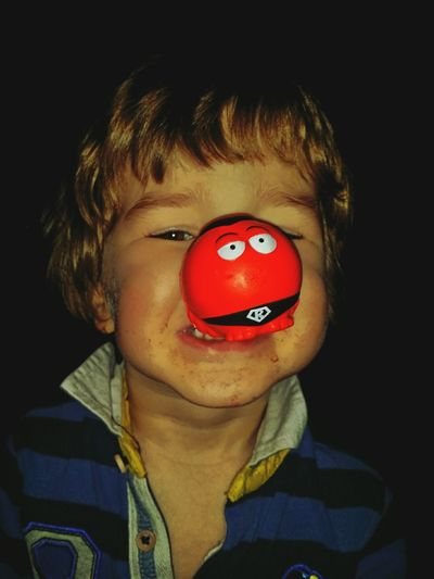 Red nose day soon