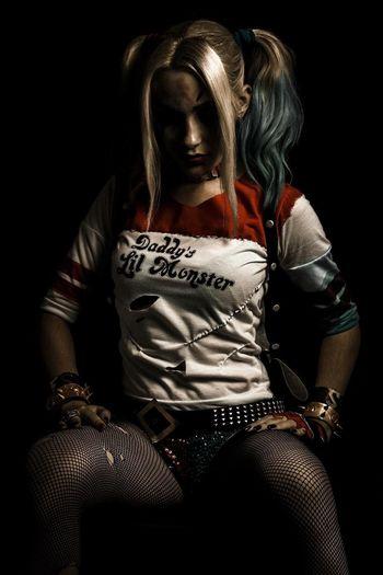 Harley Quinn Cosplay Harleyquinn Harleyquinncosplay Cosplay Cosplayer Cosplay Shoot Cosplaying SuicideSquad Suicidesquadcosplay First Eyeem Photo