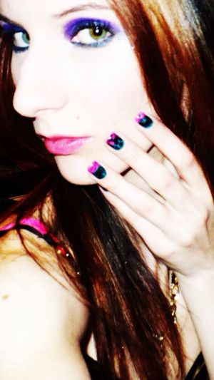 That's Me Fashion&love&beauty I Love My Nails <3