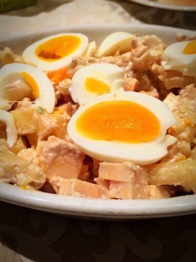 Lunch Massa Pasta Egg OVO Food Foodporn Food Photography Foodgasm Foodstagram Food♡ Touparachefdoanocj