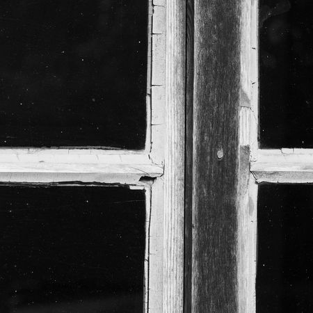 old window Dark Architecture Backgrounds Black And White Blackandwhite Building Exterior Built Structure Close-up Closed Closed Window  Day Entrance Full Frame Glass - Material No People Old Outdoors Protection Safety Security Wallpaper Weathered Window Window Frame Wood - Material