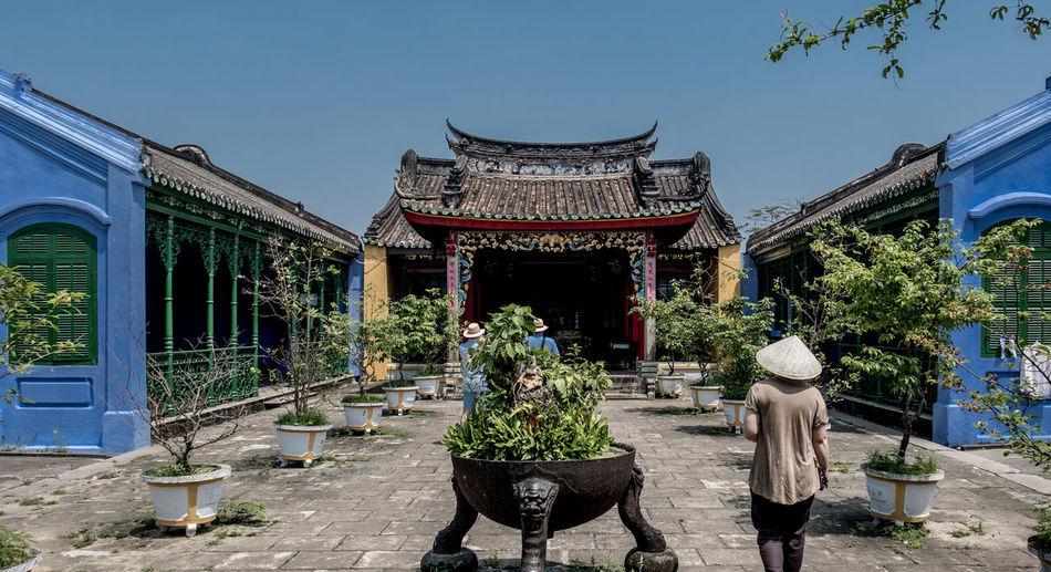 Ancestor Temple, Hoi An, Vietnam Temple Hoi An Vietnam FUJIFILM X-T2
