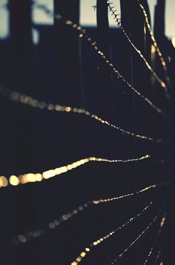 Sunlit fence. Sunset Fence EyeEm Best Shots Taking Photos