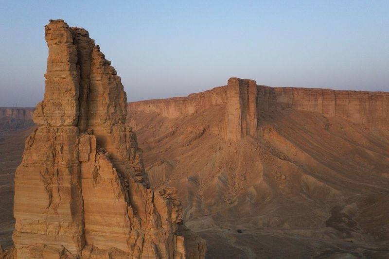 Qiddiya - saudi arabia