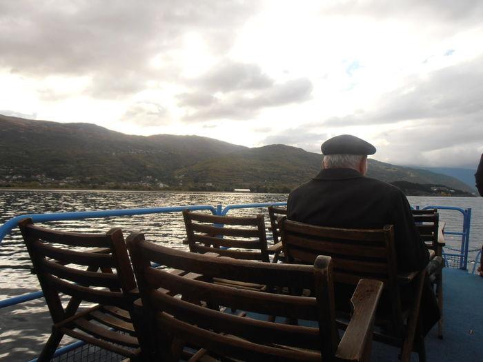 Lake Ohridlake Travelling