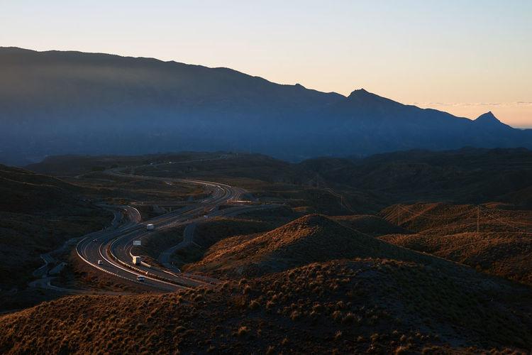 Highway through