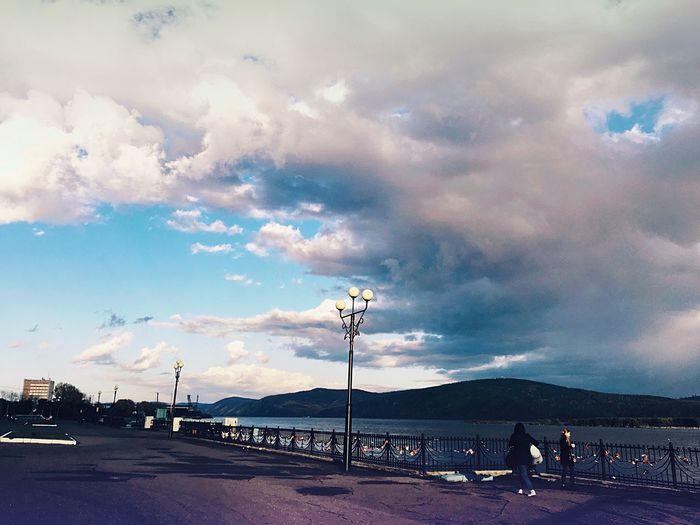 Mountain Cloud - Sky Cloudy