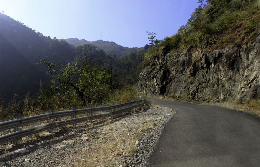 Wagamonhills Nature Hills Hilly Road Steep Cliff Cliff Hillview