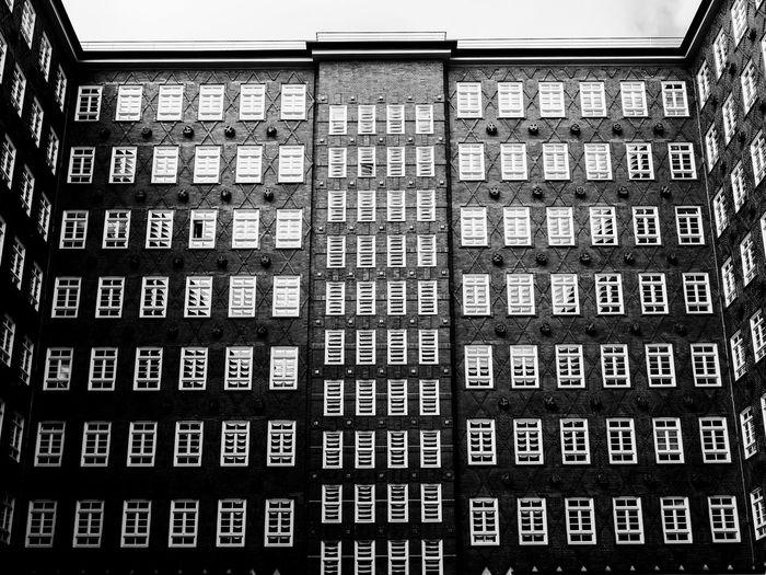 Full Frame Of Building