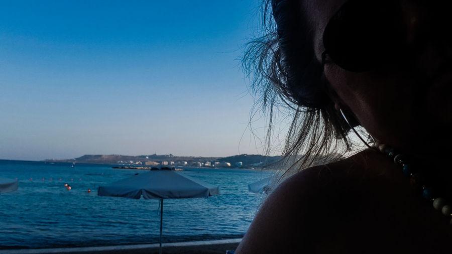 Sea Blue Clear