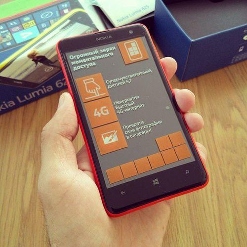"Nokia  Lumia625 Windowsphone8 4g 4.7"""