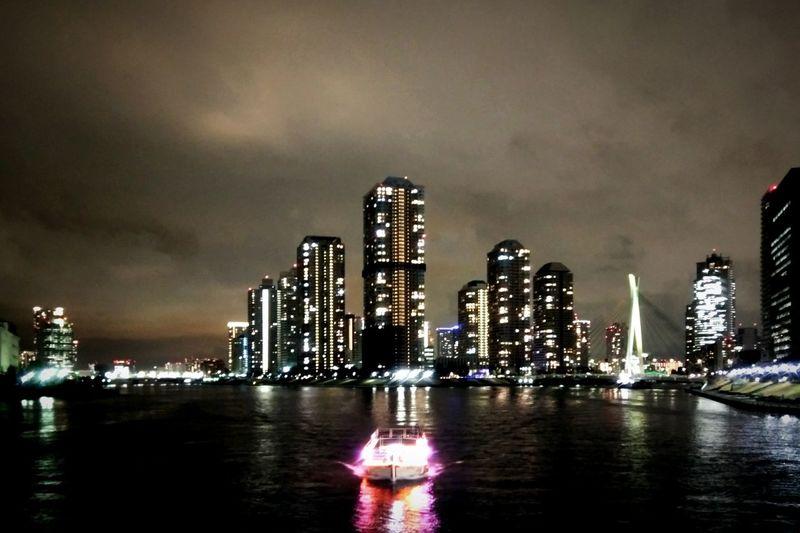 タワーマンション 佃 月島 永代橋 High-rise Apartment Tsukuda TSUKISHIMA Eitai Bridge