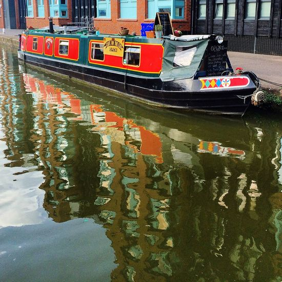 Gloucester Gloucester Docks Boat Narrowboat River Severn Coffee Docks Pier Nature Reflection