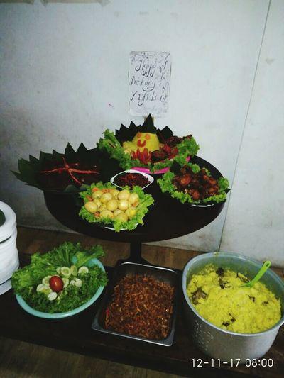 Nasi kuning tumpeng First Eyeem Photo