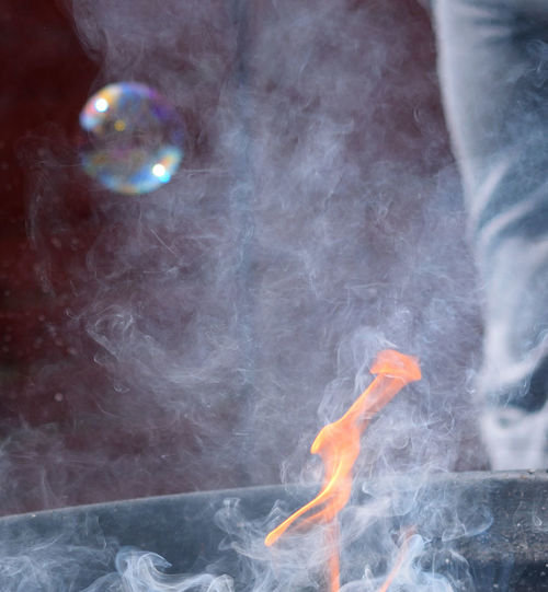 Abstract BBQ Time Braai Bubble Bubble And Plume Colour Contrast EyeEmNewHere Flame Focus Fun Photography Imagination Inspiration Outdoors Play Quaint  Quirky Single Flame Smoke Smoke - Physical Structure Smoke And Fire Swirling Fire Swirling Lines This Week On EyeEm. Tongue In Cheek Weird