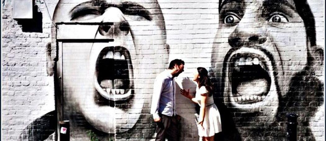Wallgrafitti Couple